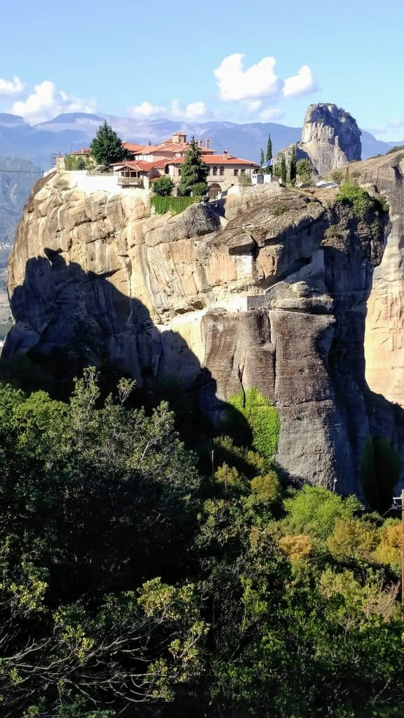 Meteora, Greece Monasteries