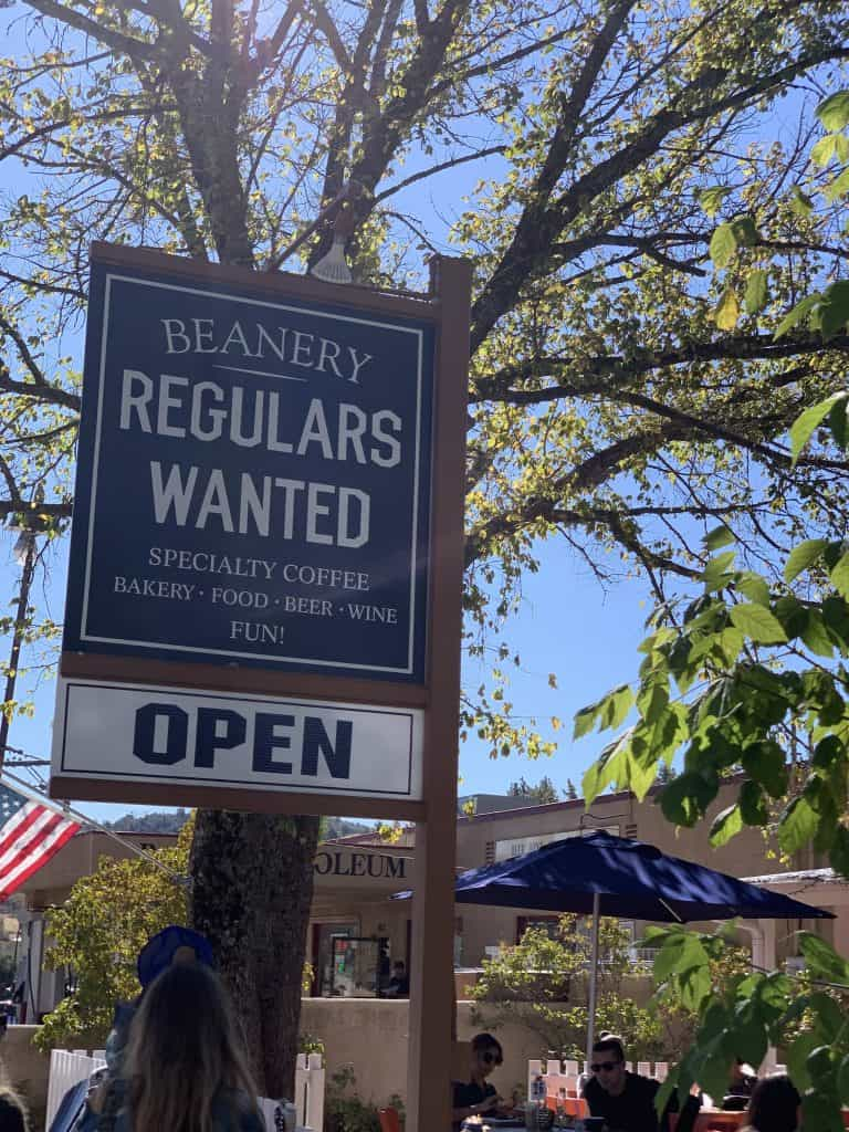 Regulars Wanted Beanery