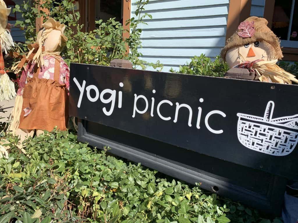 Yogi Picnic Baskets