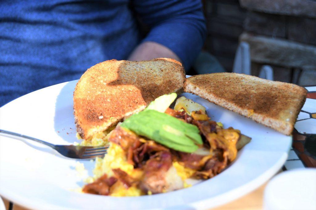 Stratford Court Cafe Breakfast