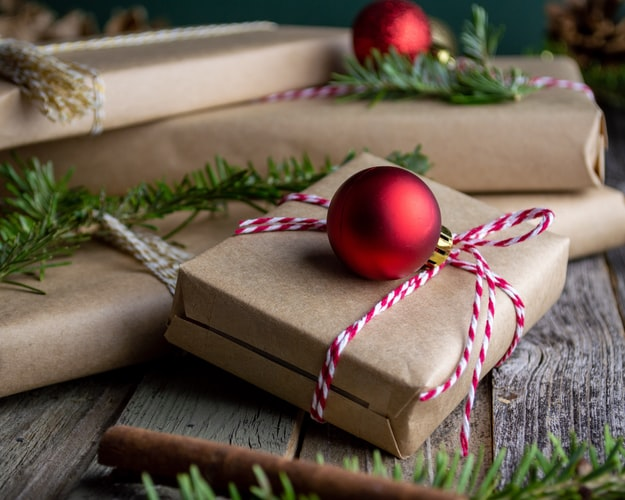 Christmas Presents - Photo by Mel Poole on Unsplash