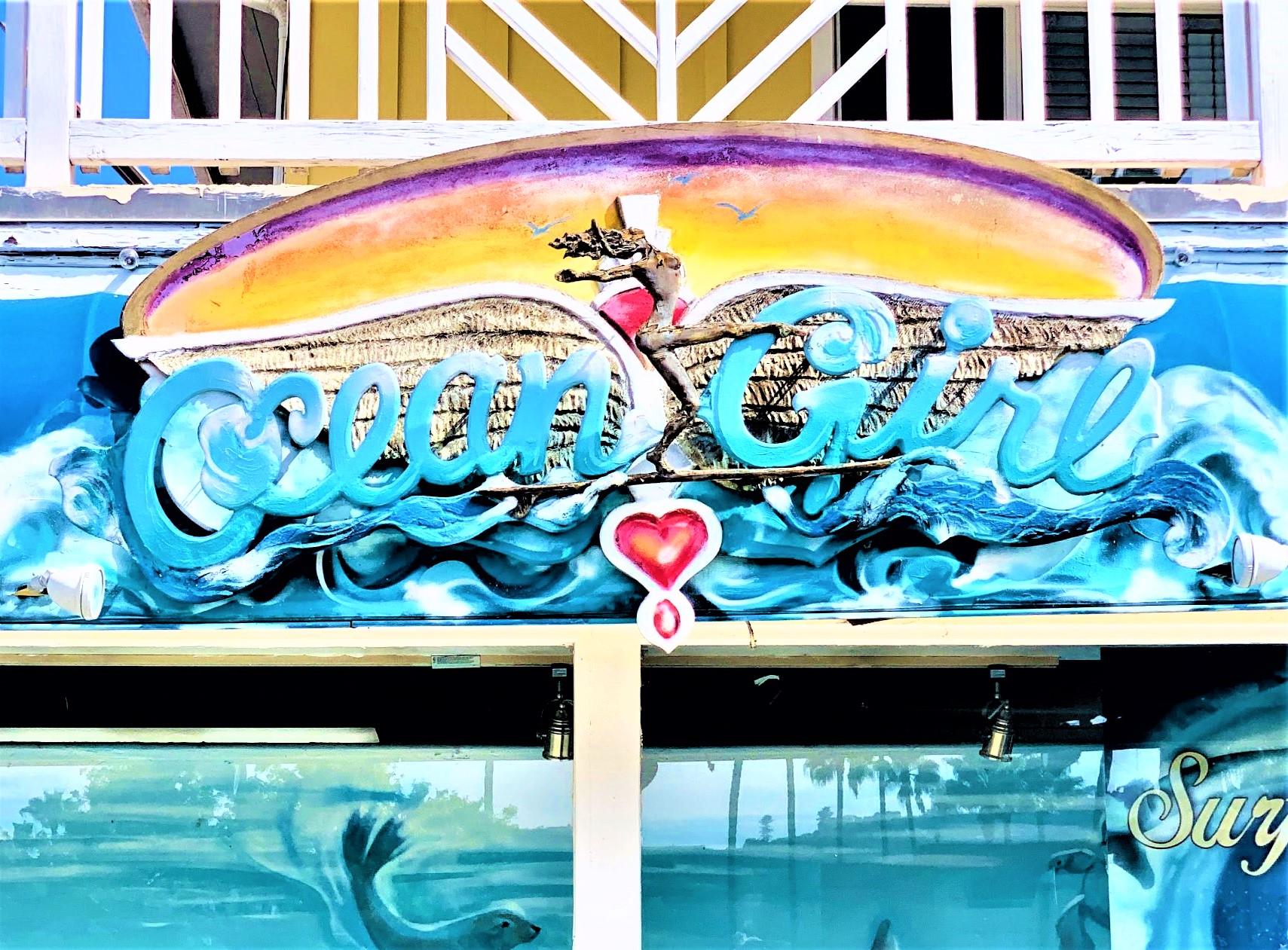 Ocean Girl Shop - La Jolla, CA