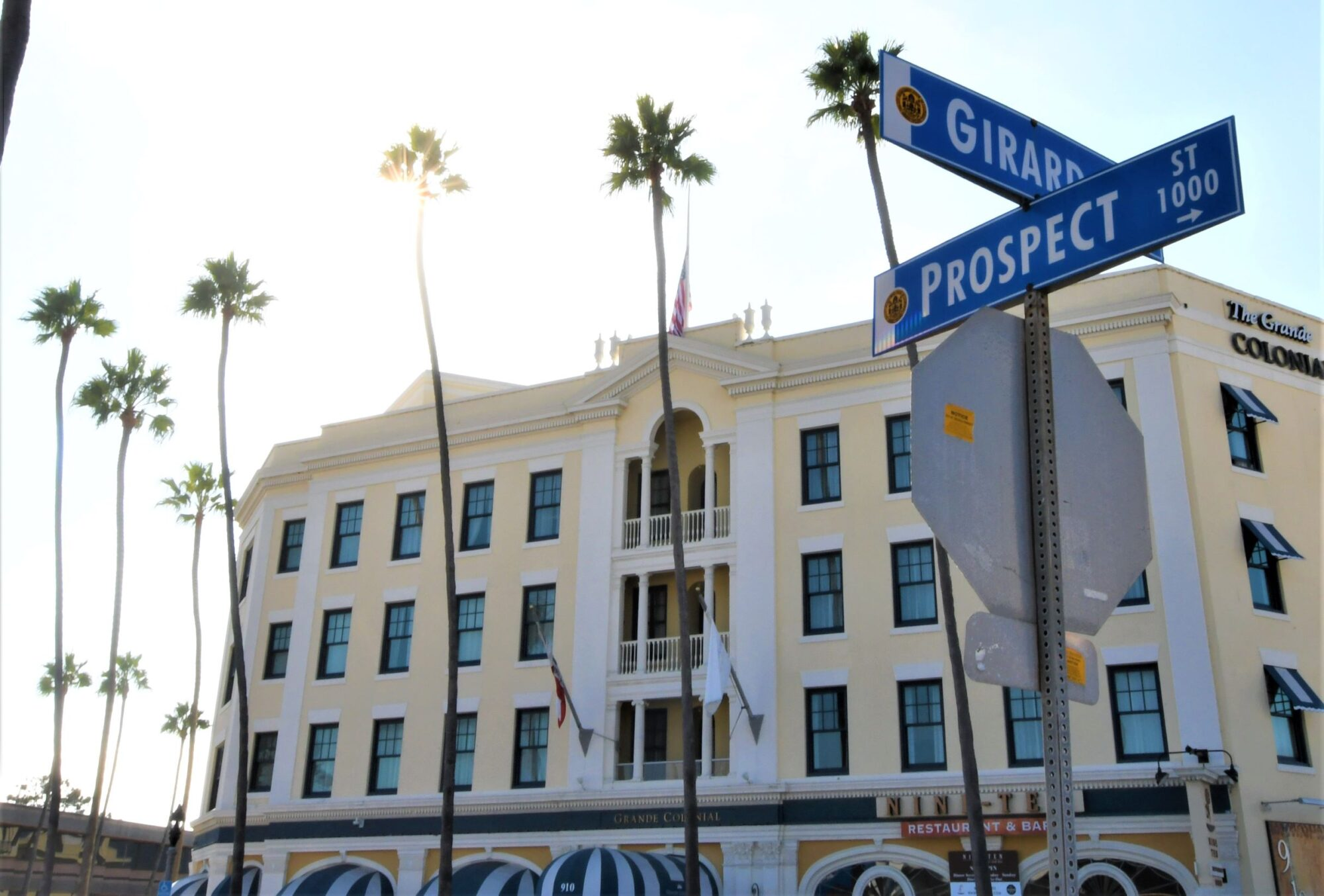 Grand Colonial Hotel, La Jolla, CA