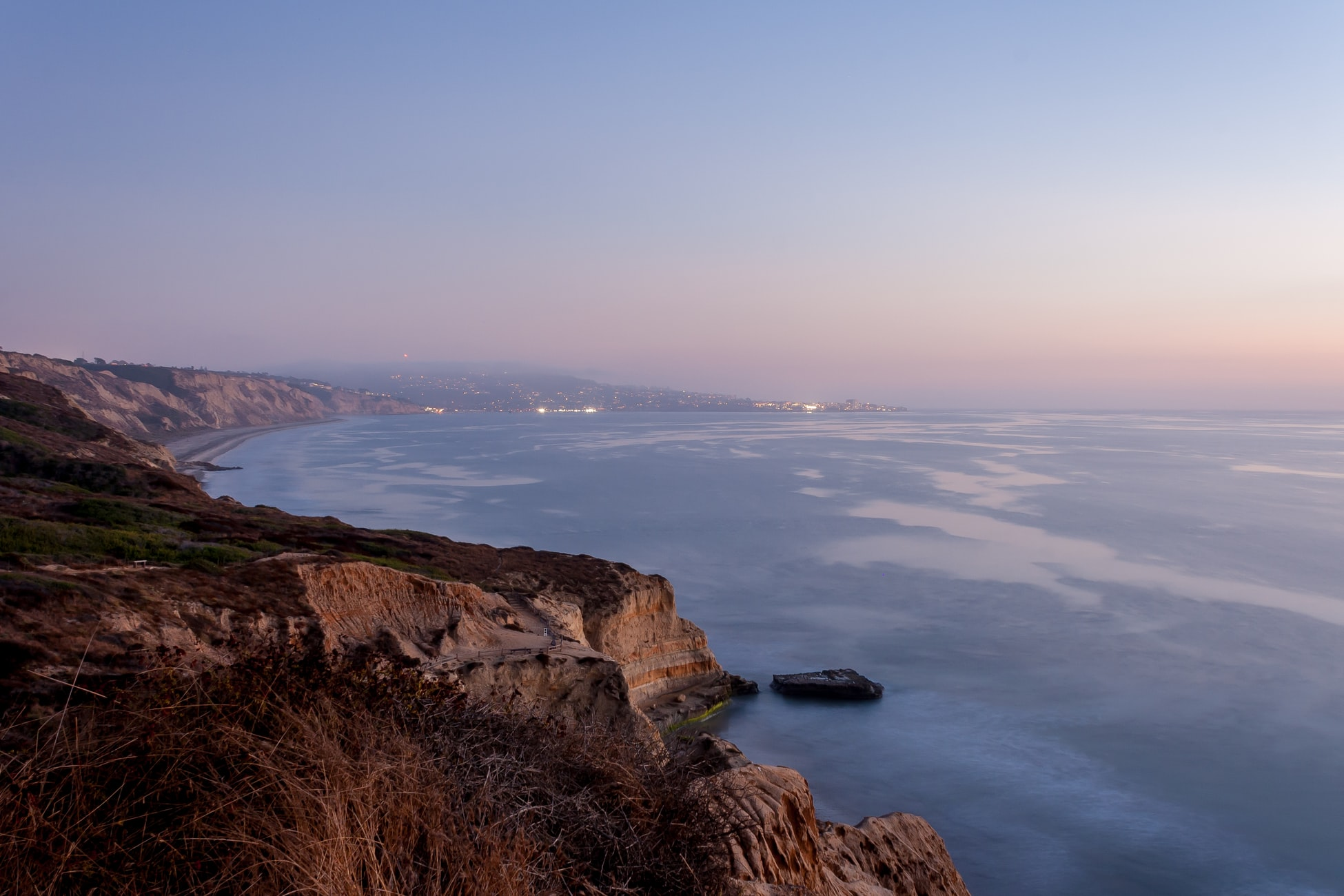 Torrey Pines Reserve - Photo by James McCullough on Unsplash
